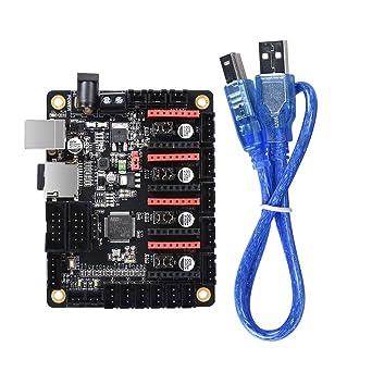 Amazon com: BIQU 3D Printer Part SKR Mini V1 1 32bit Control Board