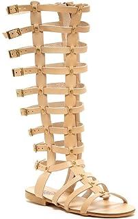 ccc7d137dc3 Modern Rebel Arisong Womens Fashion Studded Gladiator Sandals