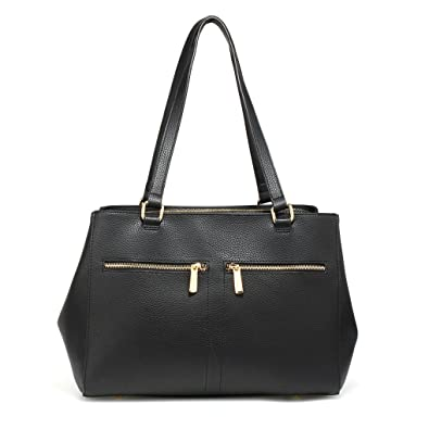 LeahWard Women s Large 3 Compartment Tote Bag Handbags For Women School  College Work Holiday Gym Weekend 2d4bdec0e8bdf