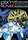 Pix'N Love N 4 - Xevious par Pétronille