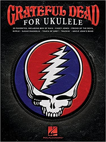 Amazon.com: Grateful Dead for Ukulele (0888680037284): Grateful Dead ...