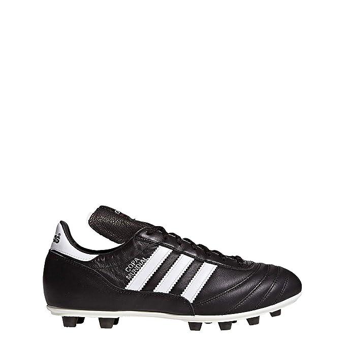 Adidas Performance Kaiser 5 Liga Scarpe da calcio da uomo, (Nero Black Running White Ftw.), 46 EU