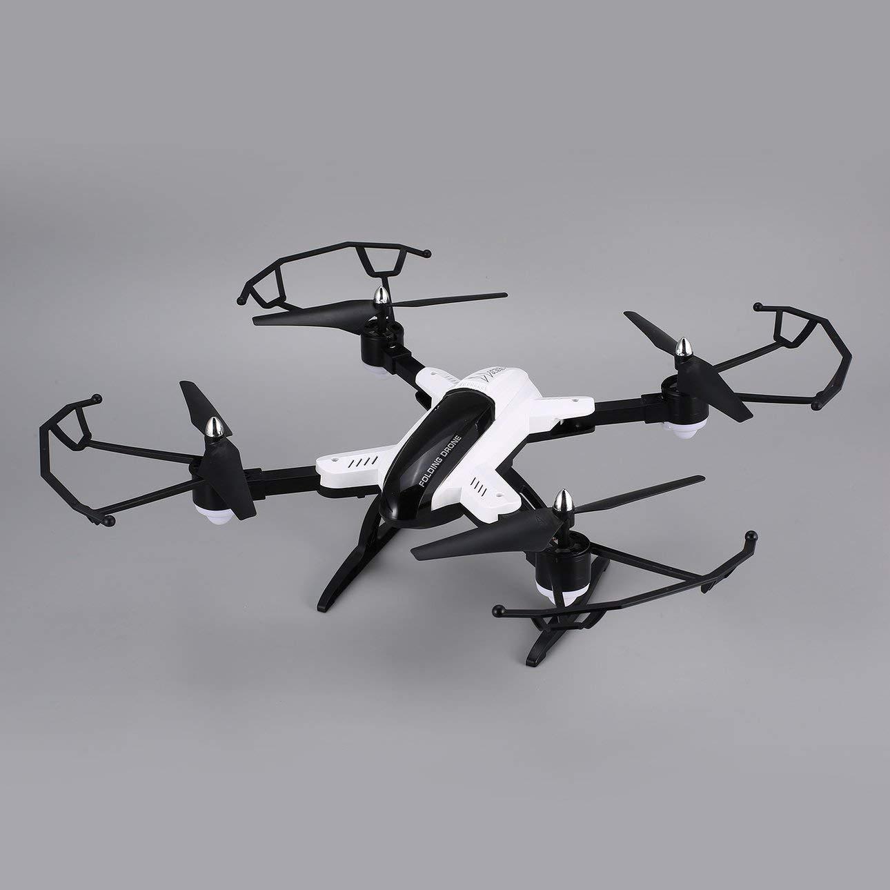 Ballylelly Drone x33c-1 Drone Pieghevole RC 2.4G RC Quadcopter Drone con Altitude Hold modalità Headless
