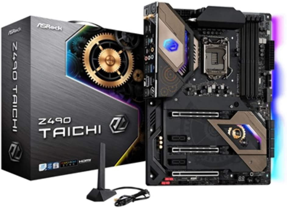 motherboards with thunderbolt 3