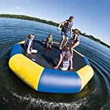 Inflatable Water Trampoline Series Splash Padded Water Bouncer Inflatable Bouncer Jump Water Trampoline