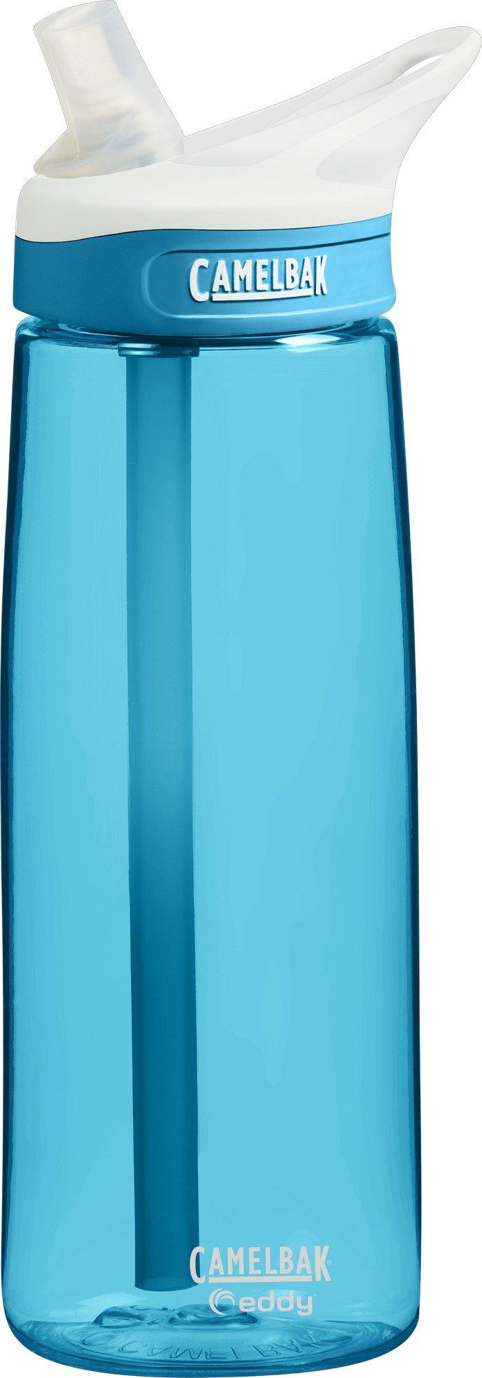CamelBak Eddy Water Bottle, Rain.75-Liter