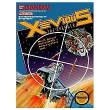 Xevious The Avenger - NES/Nintendo