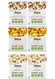 Daiya Cheezy Mac Gluten Free Dairy Free Pasta Deluxe Variety Pack All Flavors [6 Pk] Shelf Stable Pasta Mix