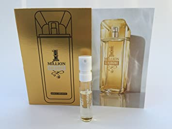 Amazon.com : 1 Million Cologne by Paco Rabanne Spray Vial (sample ...