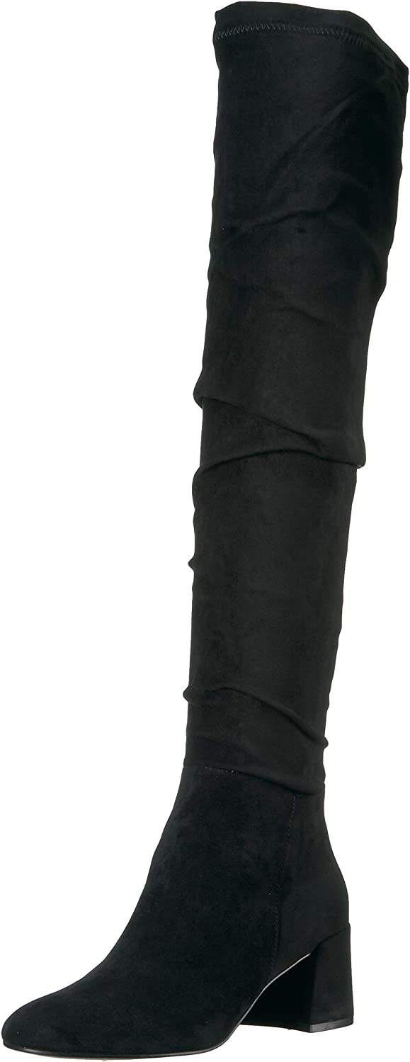 Chinese Laundry Women's Dabbie Over The Knee Boot