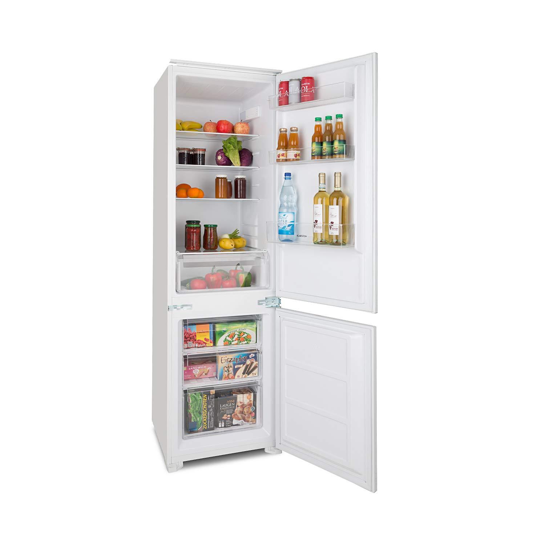 Klarstein Coolzone 250 Eco frigorifero-congelatore • combinación ...