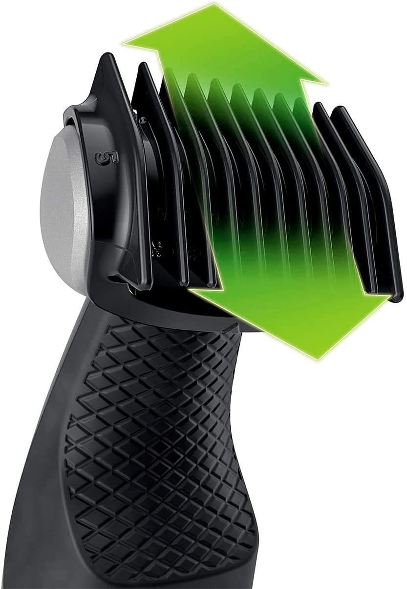 Philips BODYGROOM Series 5000 BG5020/13 afeitadora corporal Negro ...