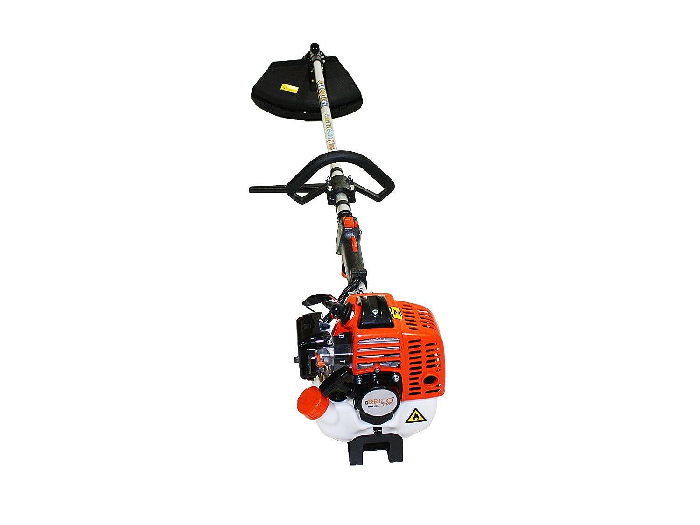 Desbrozadora motor a gasolina 25, 4cc 1, 1hp consumo economico y ...