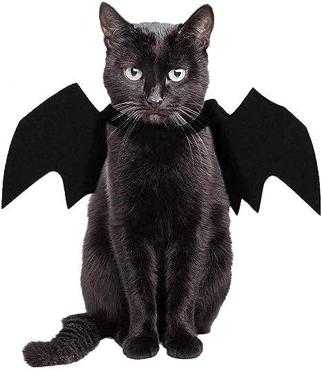 IvyH Decoración de Halloween para Gato Perro, Disfraz de Mascotas ...