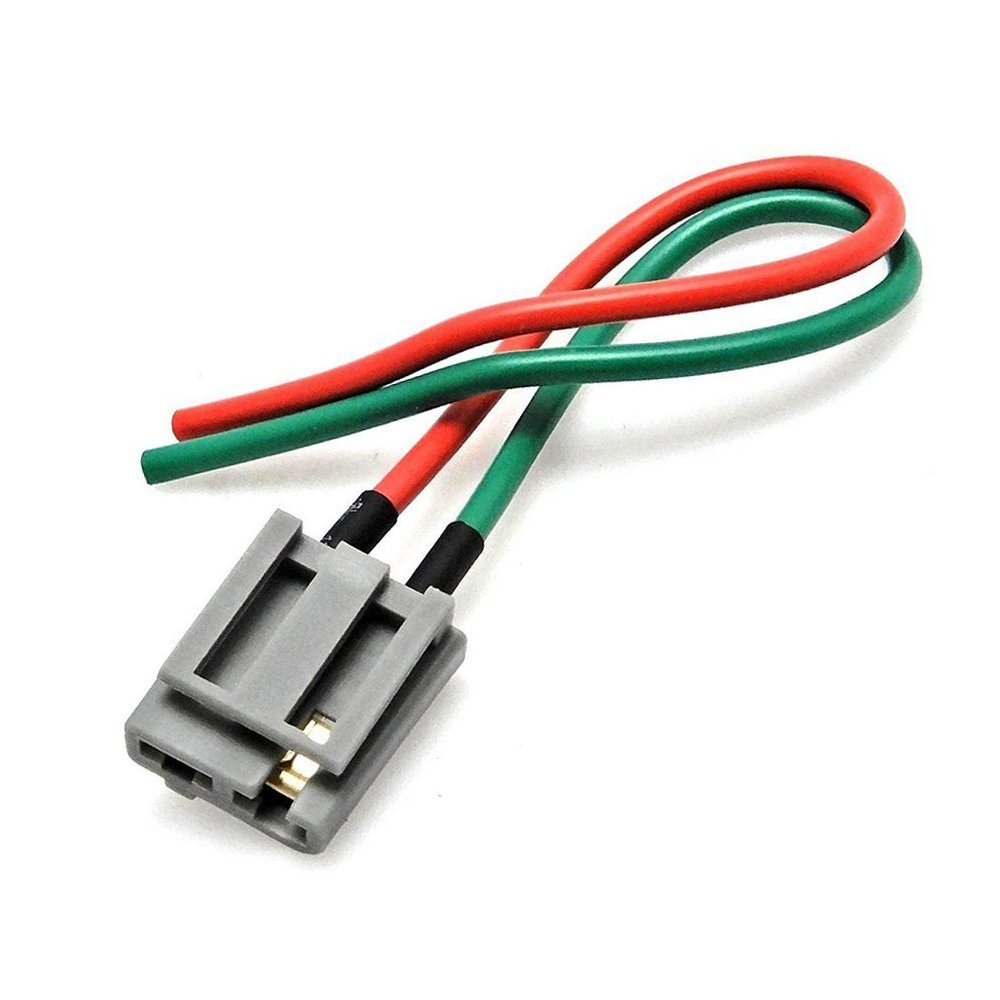 Amazon.com: HEI Distributor Connector Wire Harness Pigtail 12v Battery &  Tachometer Wiring Harness Pigtail 170072: Automotive