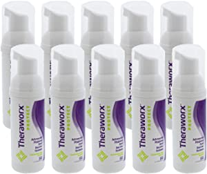 Theraworx Protect Advanced Hygiene and Barrier System Travel Size Fragrance Free (1.7 oz) - 10