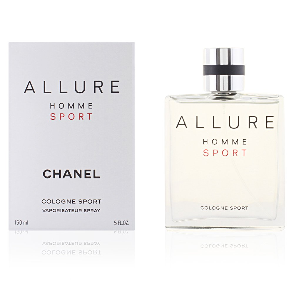 ALLURE HOMME SPORT EAU DE COLOGNE vapo 150 ml ORIGINAL: Amazon.es: Electrónica
