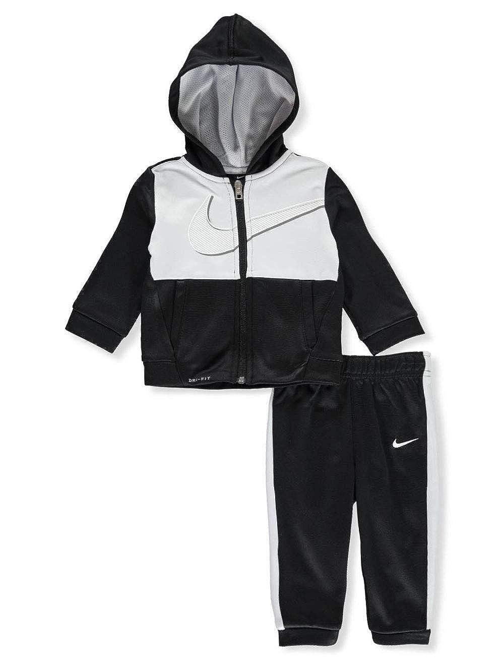 Nike Baby Boys Dri-Fit 2-Piece Tracksuit: Amazon.es: Ropa y ...