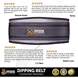 DMoose Fitness Dip Belt with Chain for