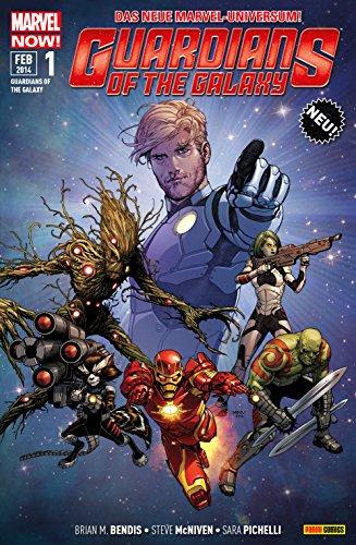 Guardians of the Galaxy SB Vol. 1 (Guardians of the Galaxy (2013-2015)) (German Edition) (Sb 2014)