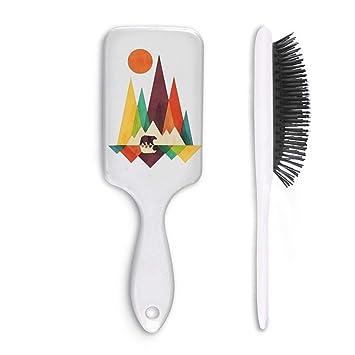 Amazon.com: Python - Pinceles para el pelo con diseño de ...