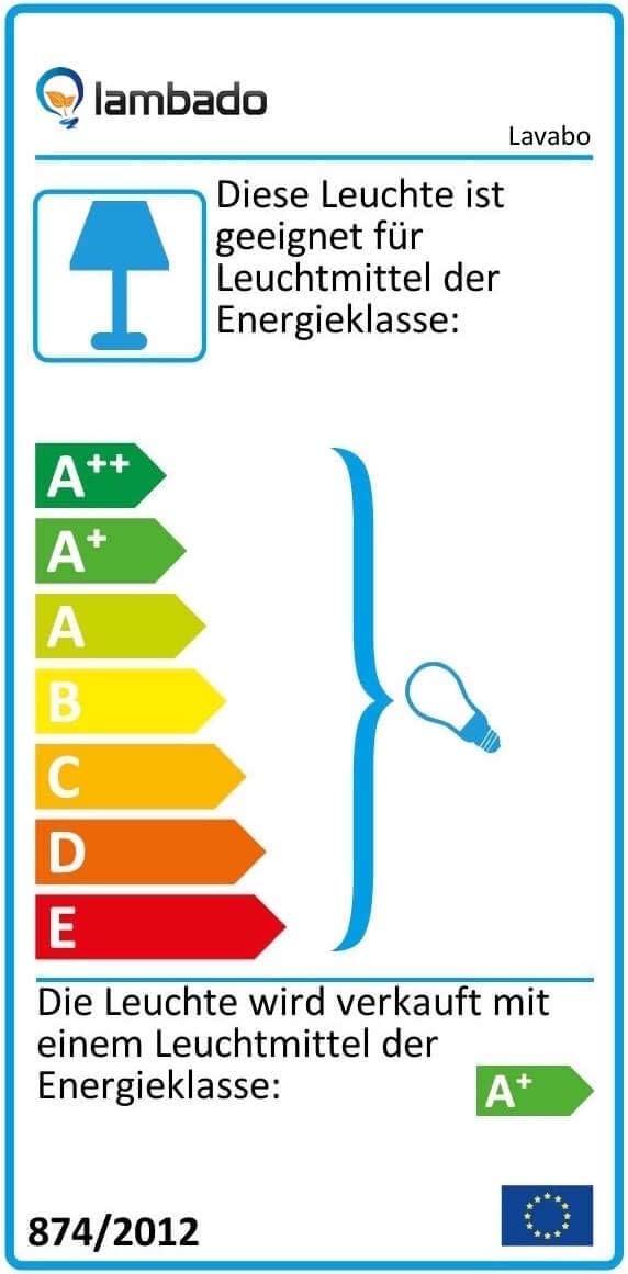 lambado/® LED Aufbauleuchte f/ür Feuchtraum//Deckenstrahler Set inkl Aufbaustrahler IP44 in weiss 230V 5W GU10 Spots dimmbar Wasserschutz f/ür Bad /& Au/ßen