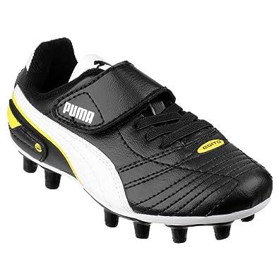 36468768edc09b Puma Childrens Boys Esito XL FG Football Rugby Boots (12 Junior UK ...