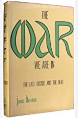The War We Are In Hardcover