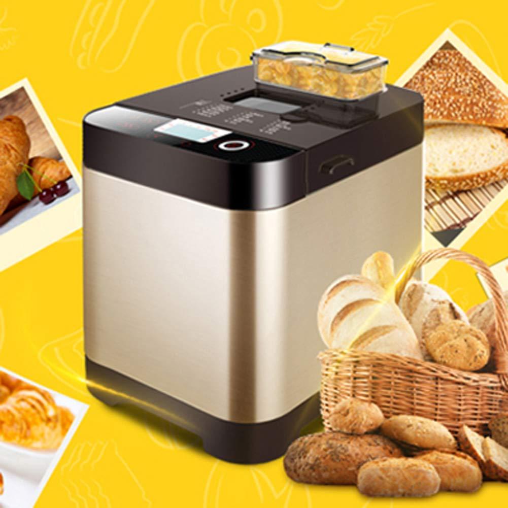 Máquina automática para hacer pan, 18 funciones ...