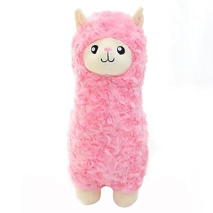 Amazon Com Serdic 12 Plush Stuffed Llama Animals Toys Cute Plush