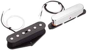 Fender Tex-Mex Telecaster Single-Coil Pickups - Set of 2