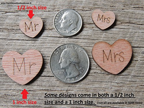 100-TINY-Mr-Mrs-Wooden-Hearts-Wood-Table-Confetti-Embellishments-Scatters-Invitations-Table-Decor-Rustic-Weddings-and-Events-12-inch-size