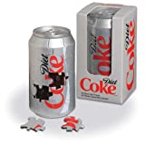 Springbok Diet Coke Can 3D Jigsaw Puzzle