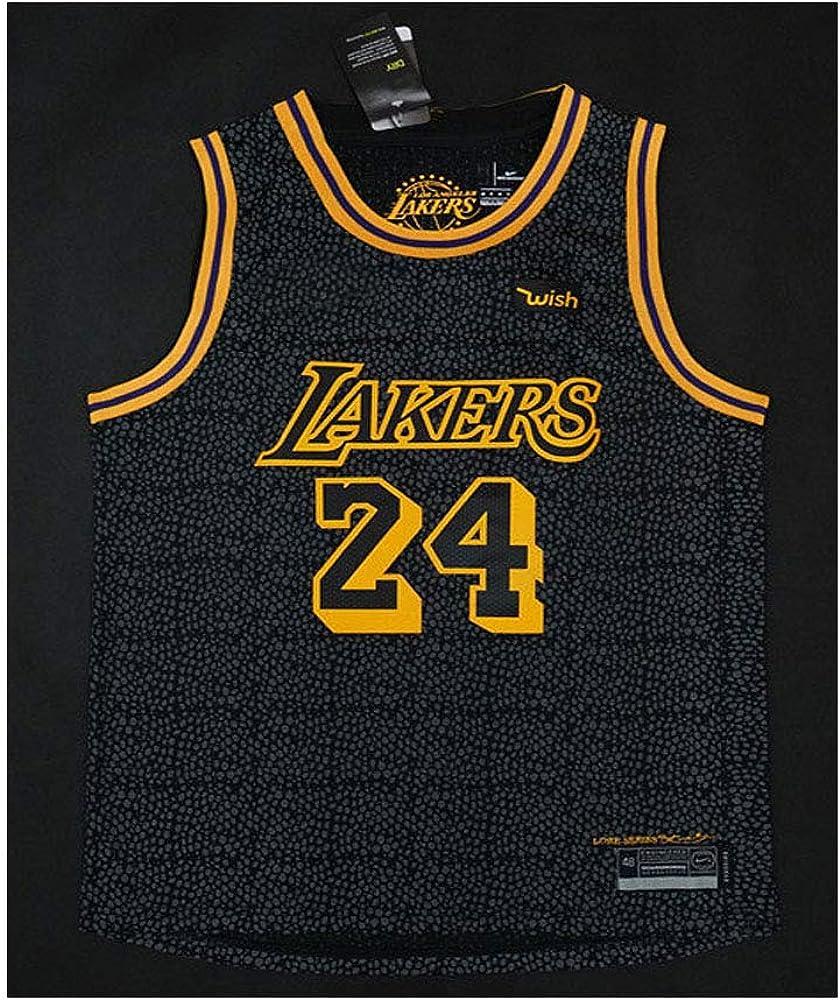 Memorial Kobe Camiseta de Baloncesto, Lakers Kobe Bryant se retiró ...