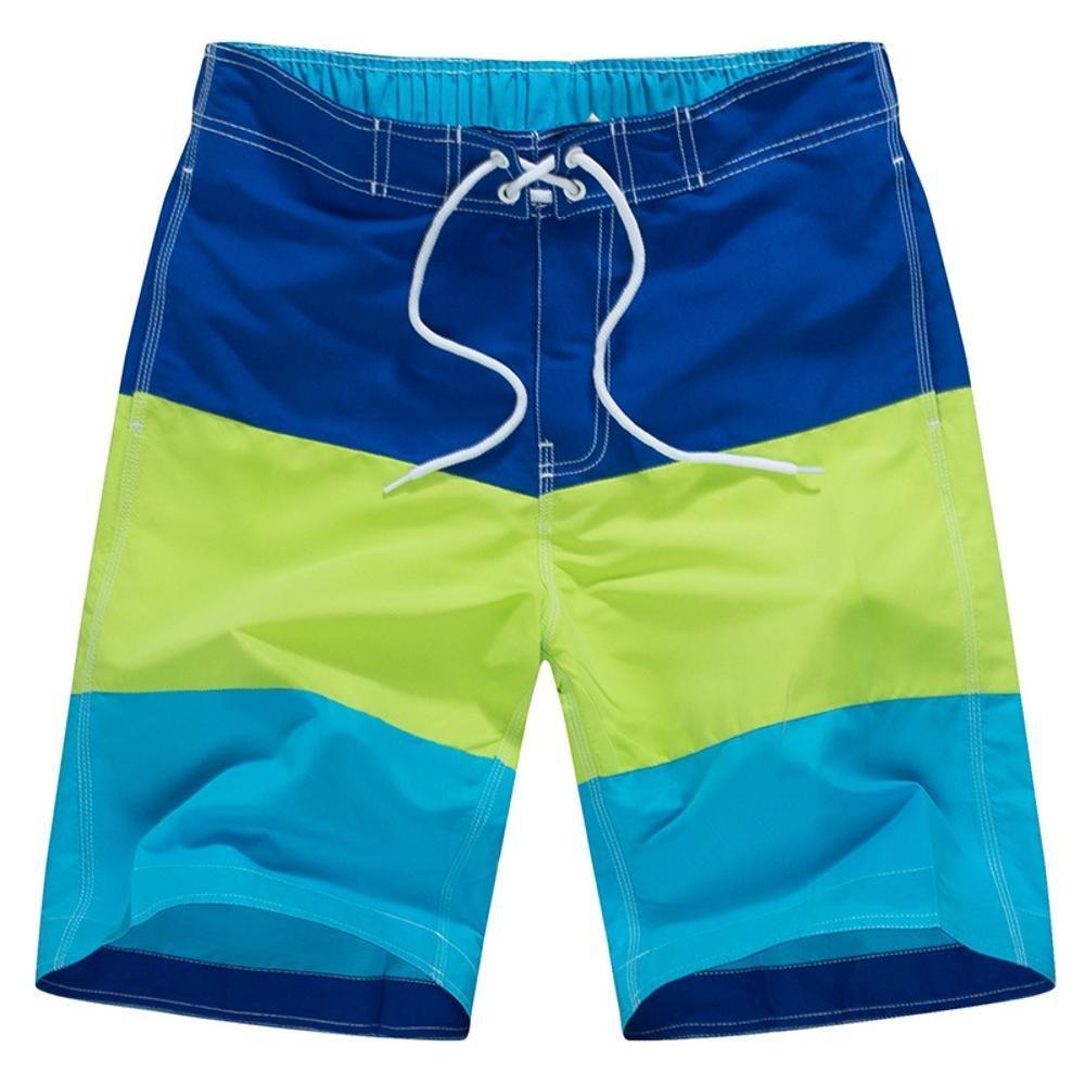 Kaxima Herren Freizeit Hose Selbstkultivierung schnell Strand Surfen Strandshorts Rechtschreibung Herren Unterwäsche