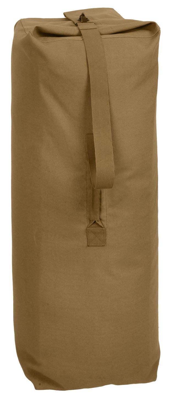 Rothco Heavyweight Top Load Canvas Duffle Bag
