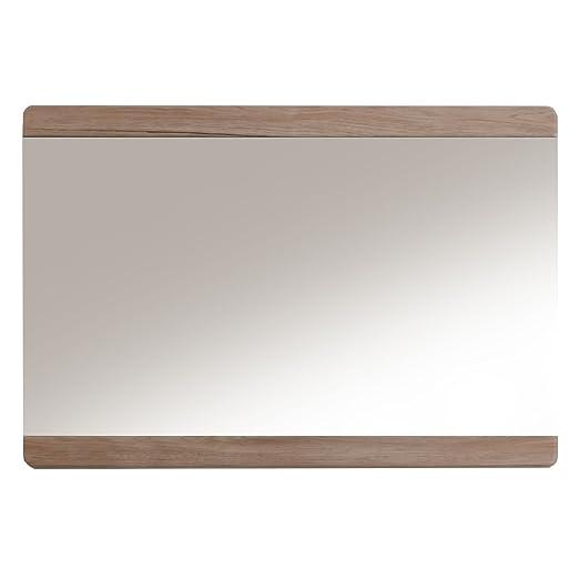 Trendteam Smart Living Badezimmer Wandspiegel Malea 65 X 70 X 4 Cm