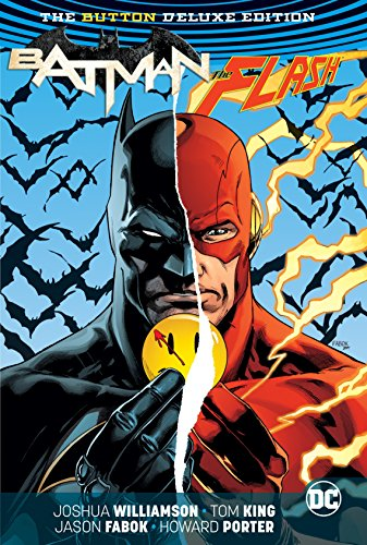 - Batman/The Flash: The Button Deluxe Edition
