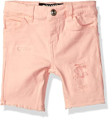 XOXO Baby Toddler Girls Stretch Twill Bermuda Short
