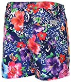 Polo RL Men's Printed Swim Trunks-Watercolor