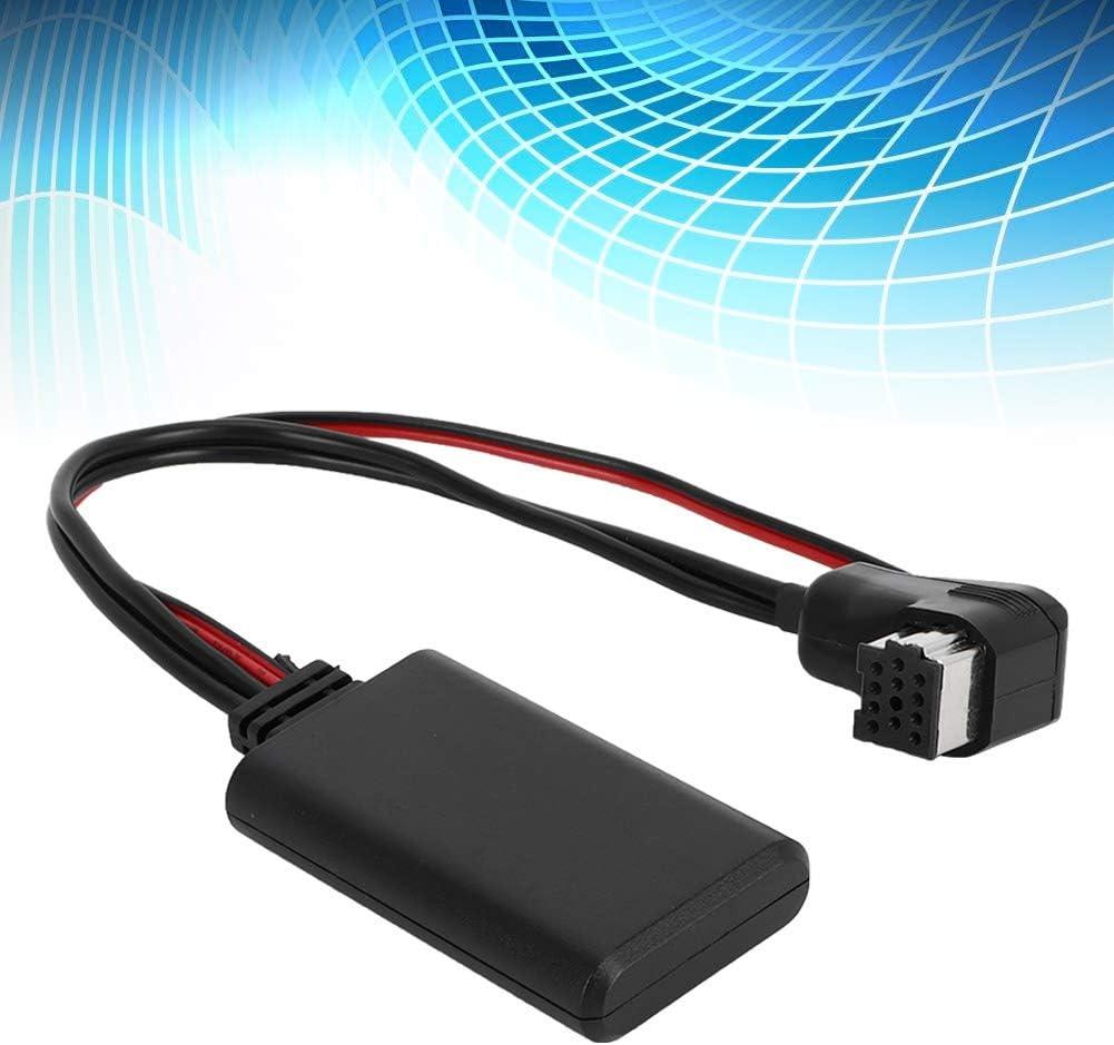 Drahtloser Bluetooth AUX-Adapter Car Audio Stereo-Modul f/ür den drahtlosen IP-BUS-Eingang von Pioneer