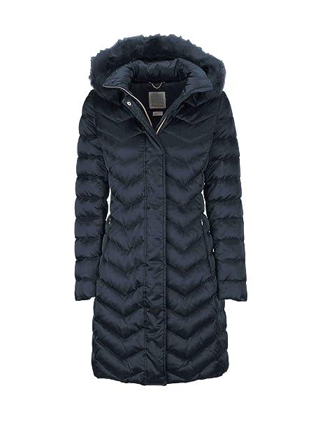 47b5244f34a744 Donna Geox Abbigliamento 54 Amazon 1nvntsb T2411 Blu It Piumino ...