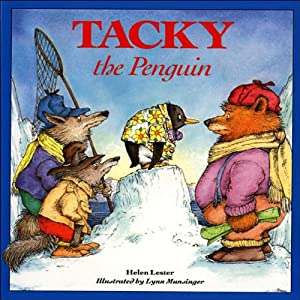 Tacky the Penguin Audiobook
