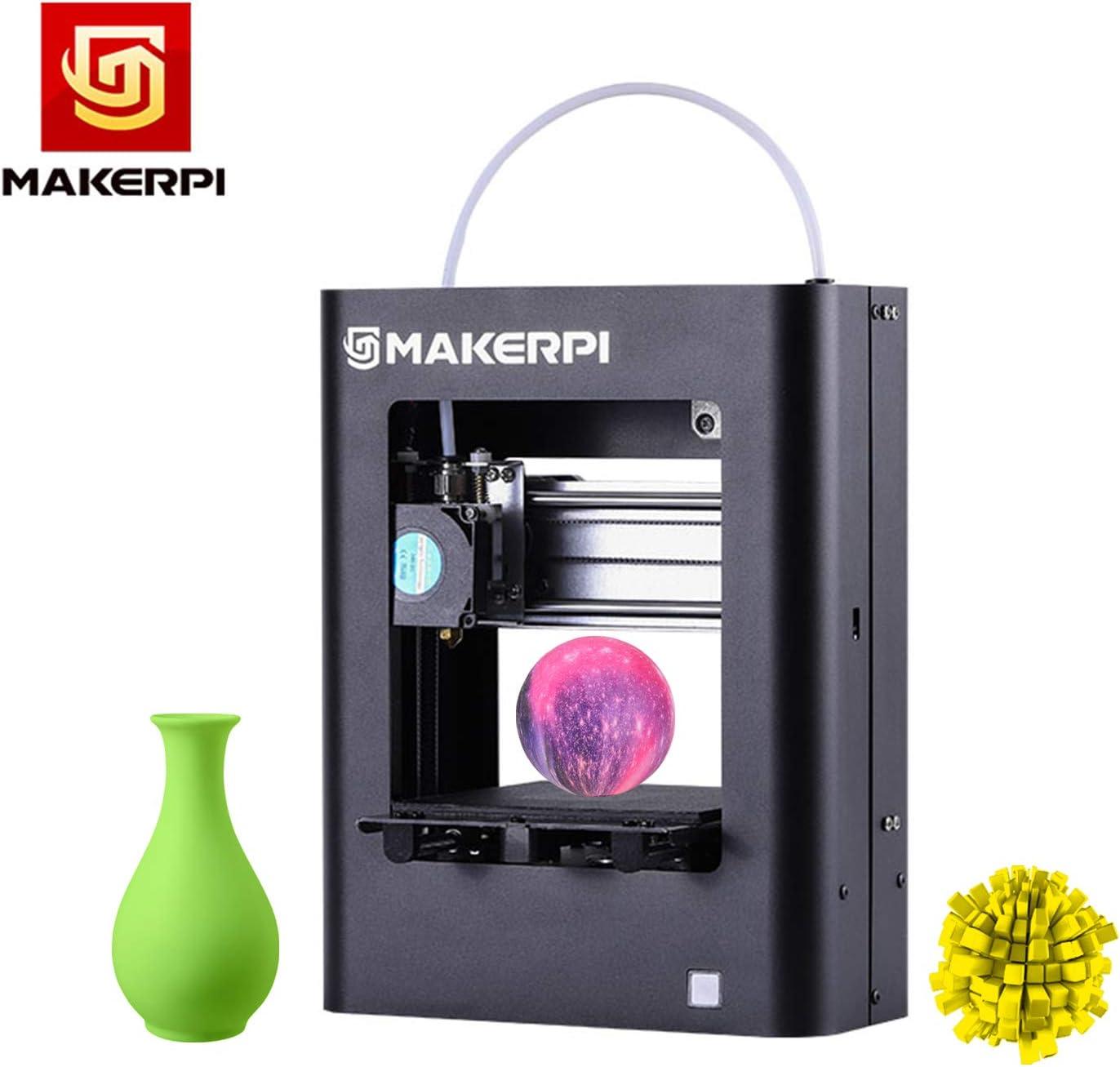 Новинка! Бюджетные 3д принтеры от MakerPi и IdeaFormer