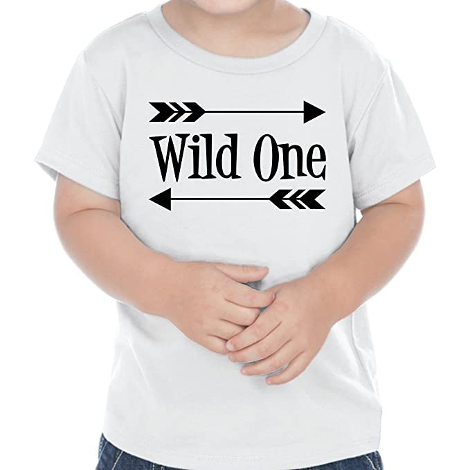 Wild One First Birthday Outfit Boy 1st T Shirt 12 Months