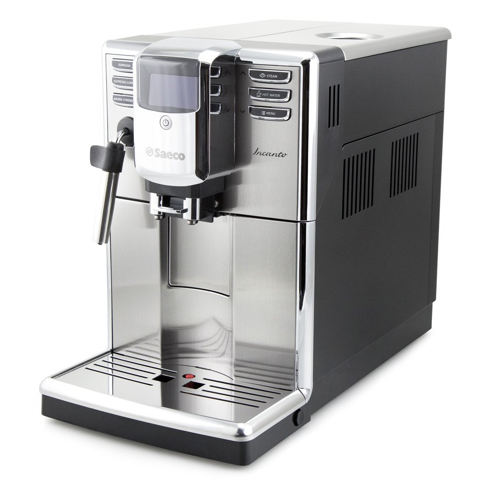New Philips Saeco Incanto Plus Superautomatic Espresso Machine - HD8911/67