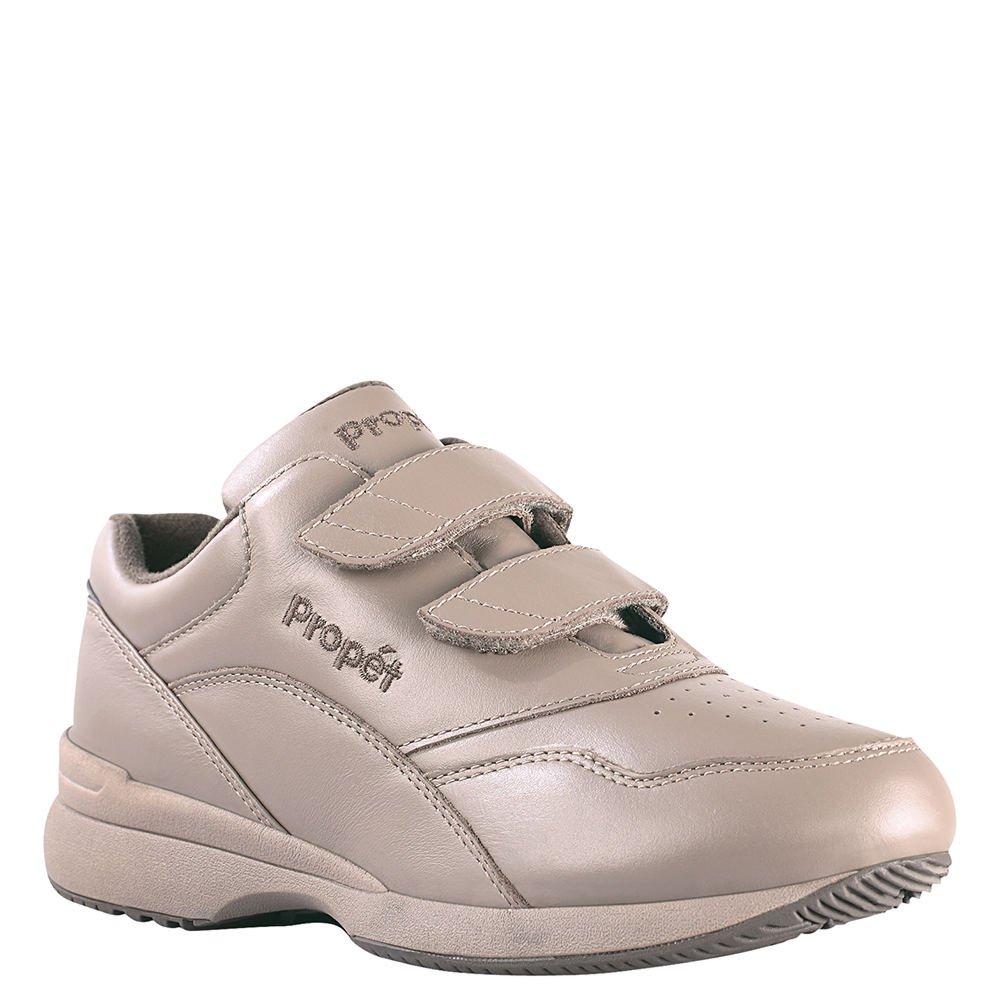 Propet Women's Tour Walker Strap Sneaker B01AYRJF68 10.5 B(M) US|Taupe