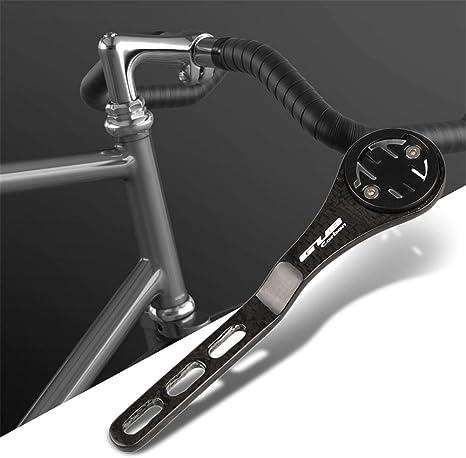 Ciclocomputador Manillar Soporte Soporte Faro abrazadera bicicleta ...