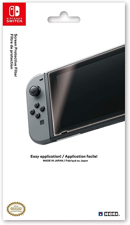 HORI Officially Licensed Screen Protective Filter