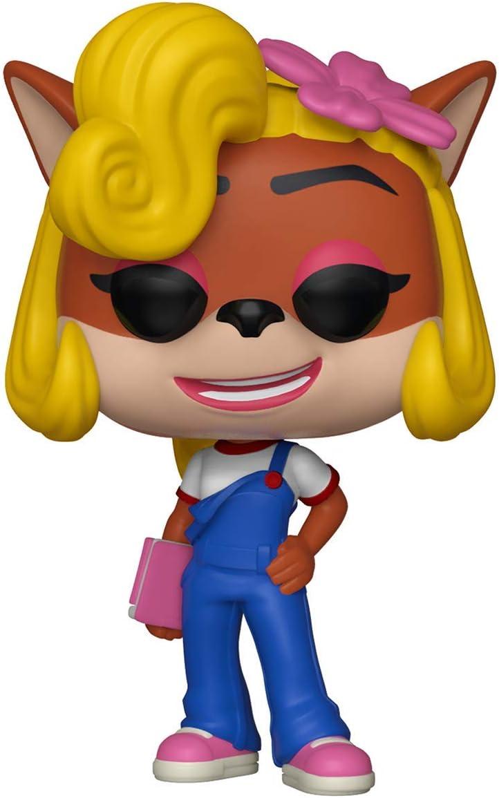 Pop! Crash Bandicoot - Figura de Vinilo Coco Bandicoot